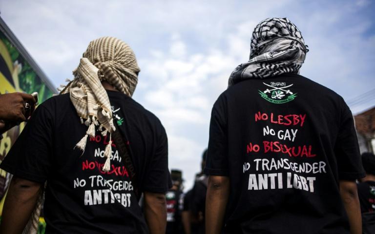 lgbt arrests indonesia