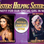Charlotte: Drag Benefit, Women's March, MCC Pastoral Candidate