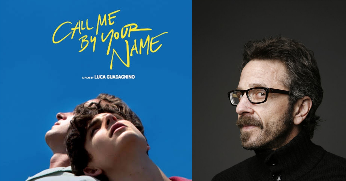 call me by your name marc maron