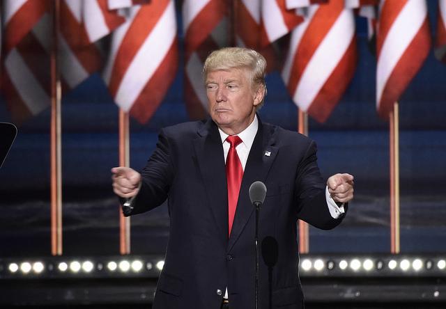 Donald Trump RNC
