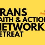 Regional: Trans Retreat, Tri-Cities Pride