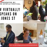 Advocates Continue the Fight Online for HIV Virtually Speaks on Jones Street 2020