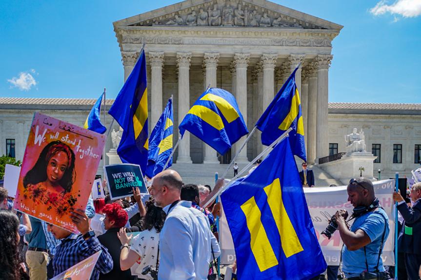 Supreme Court Recognizes Same-Sex Harassment