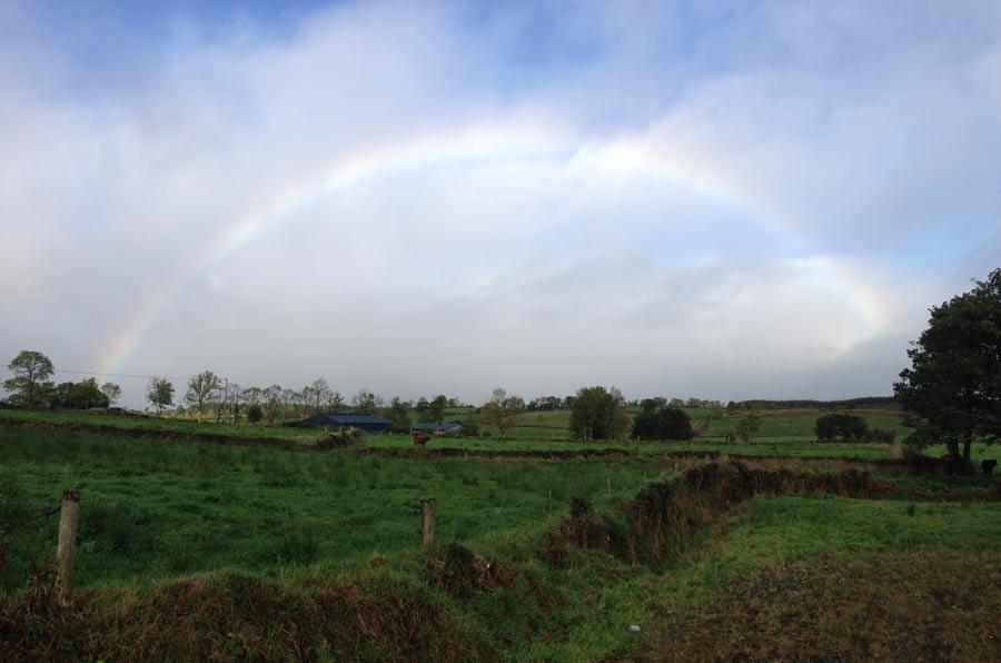 leitrim rainbow