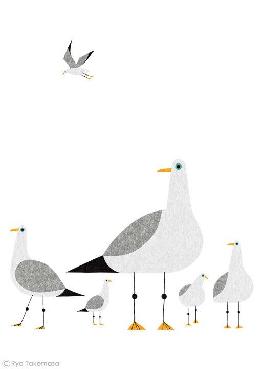 ryo takesmasa seagull