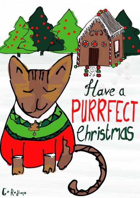 Purrfect Christmas