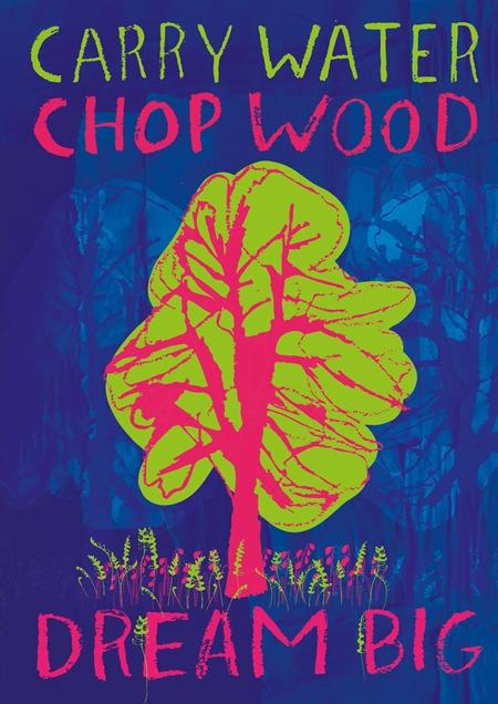 chopwood go radiate