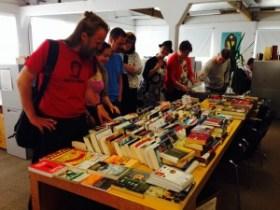 fumbally exchange book sale