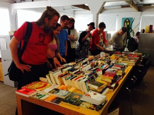 fumbally exchange book sale