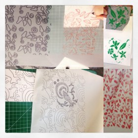 lets create pattern & print