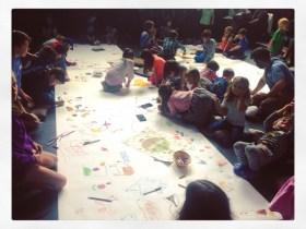 50 creative children!