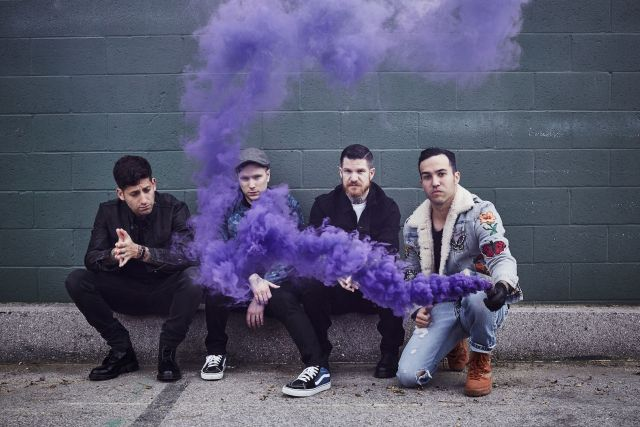 The Trend: Fall Out Boy tackles an all-time Karaoke anthem for
