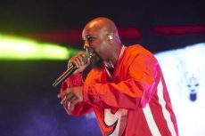 MINNEAPOLIS, MN APRIL 21: Tech N9ne performs at the Armory on April 21, 2018 in Minneapolis, Minnesota. Credit: Tony Nelson