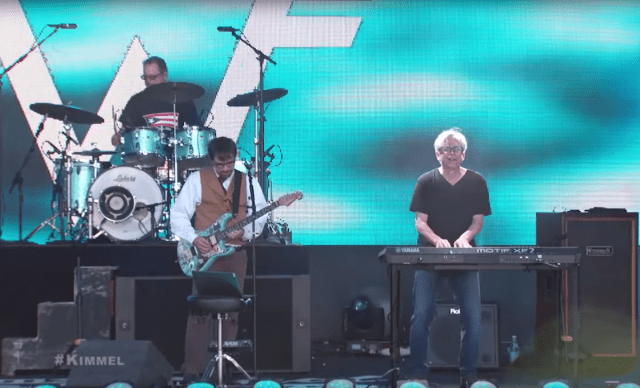 """The Trend: Weezer taps Toto's keyboardist to perform """"Africa"""