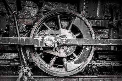 Train Wheel (1 of 1)