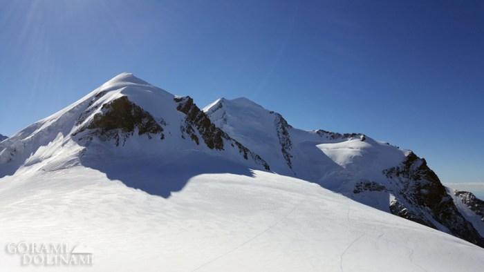 Pollux i Castor, Alpy Walijskie