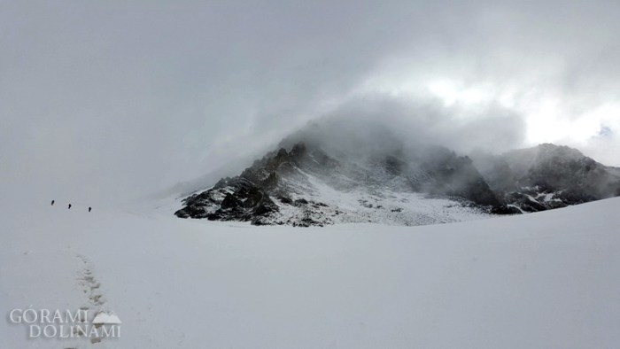 Finsteraarhorn szczyt