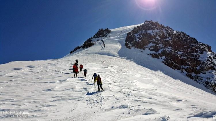 Szczyt Kazbek