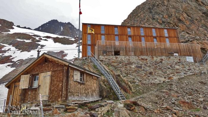 Schronisko Finsteraarhornhütte