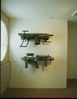 Maskingevär - Skulpturens Hus, 2007