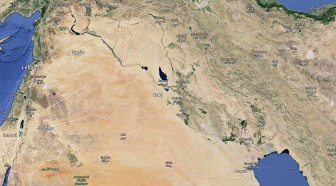 Raspad Iraka