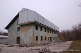 Vojni objekt na Ivanščici