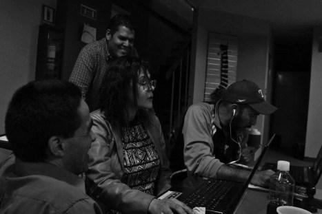 Prácticas del taller de podcasting