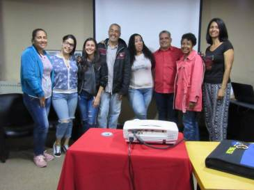 Participantes del Taller Community Management para todos