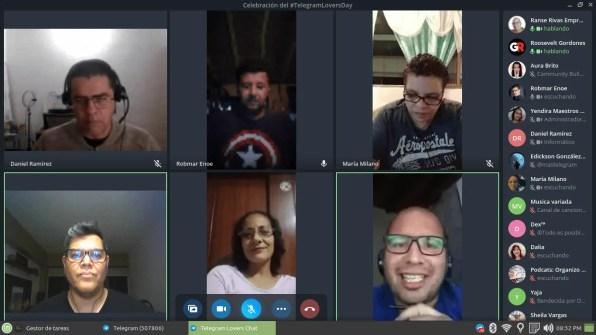 Telegram Lovers Day 2021