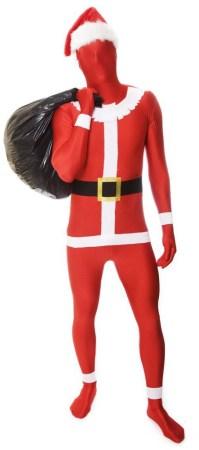 Santa Morphsuit