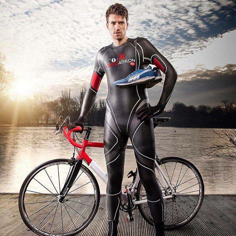 Greg James wetsuit again!