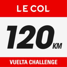 Le Col Vuelta Challenge - 120 KM