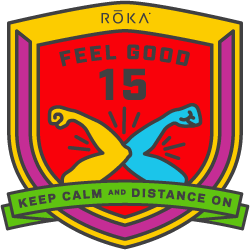 The ROKA Feel Good 15