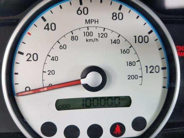 100,000 miles!