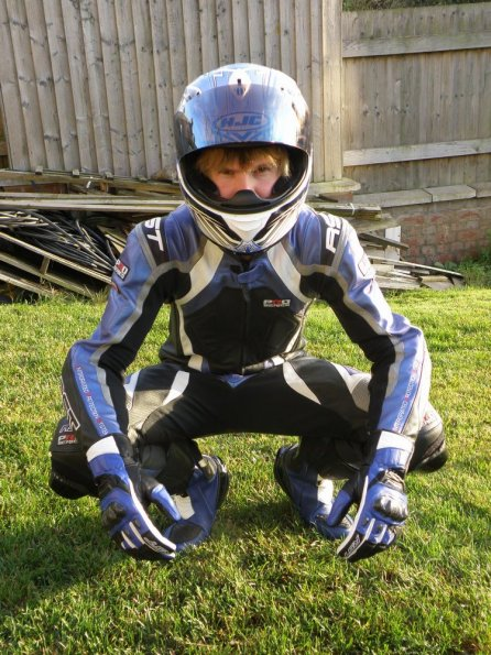 RST Pro Series 1 Piece Leather Suit