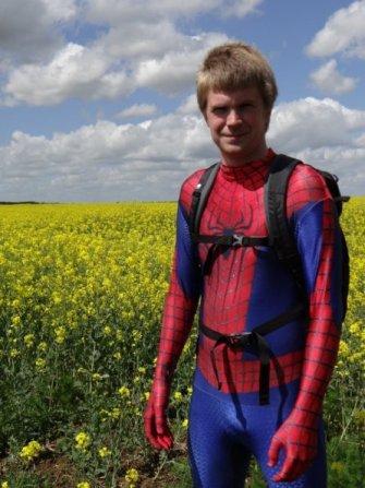 Amazing Spiderman 2 Morphsuit