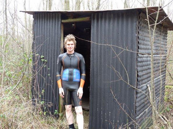 Zone3 Evolution Swim-Run wetsuit
