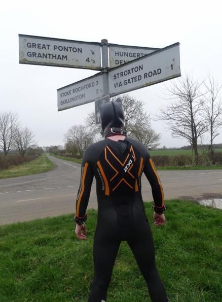 2XU P:1 Propel wetsuit + pup hoo