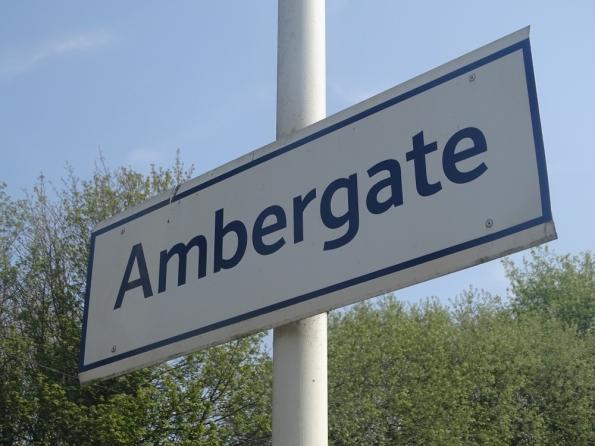 Ambergate railway station