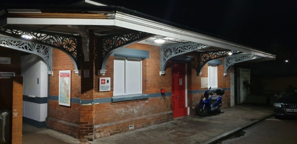 Bishops Stortford railway station