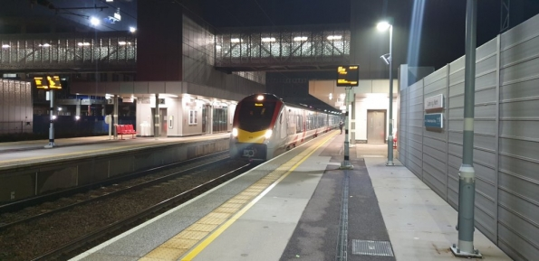 Cambridge North railway station