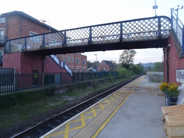 Duffield railway station