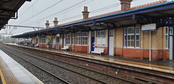 Dumbarton Central railway station