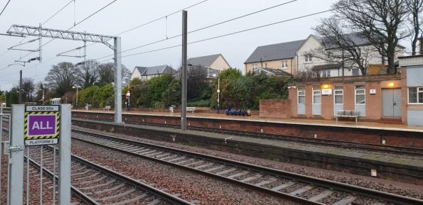 Dunbar railway station