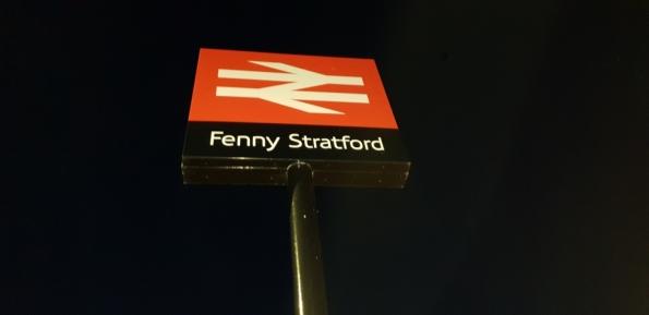 Fenny Stratford railway station