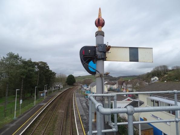 Ferryside railway station