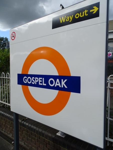 Gospel Oak railway station