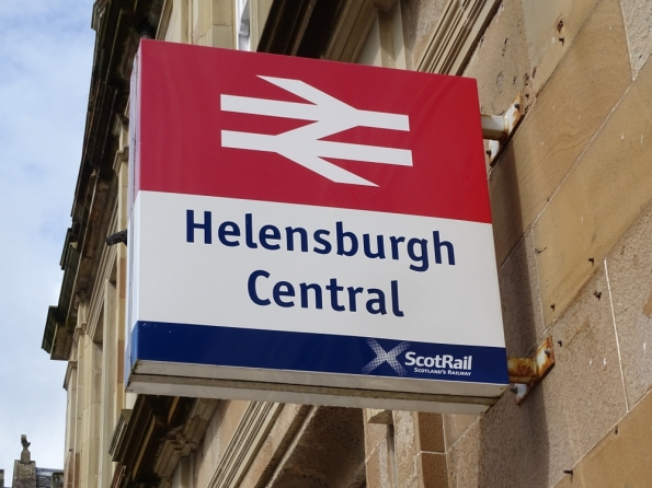 Helensburgh Central railway station