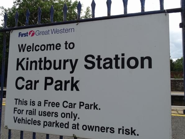 Kintbury railway station