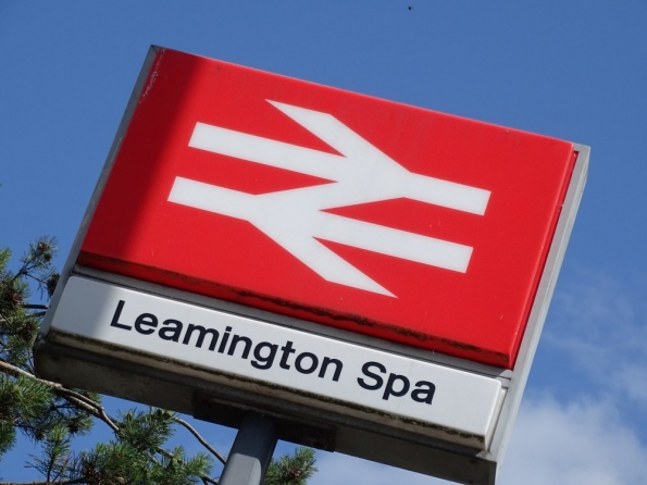 Leamington Spa railway station